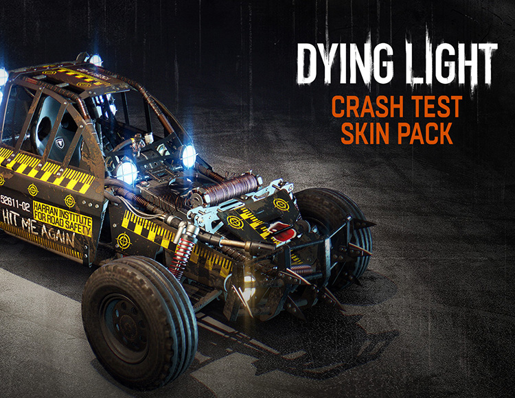 Dying Light - Crash Test Skin Pack (PC) фото