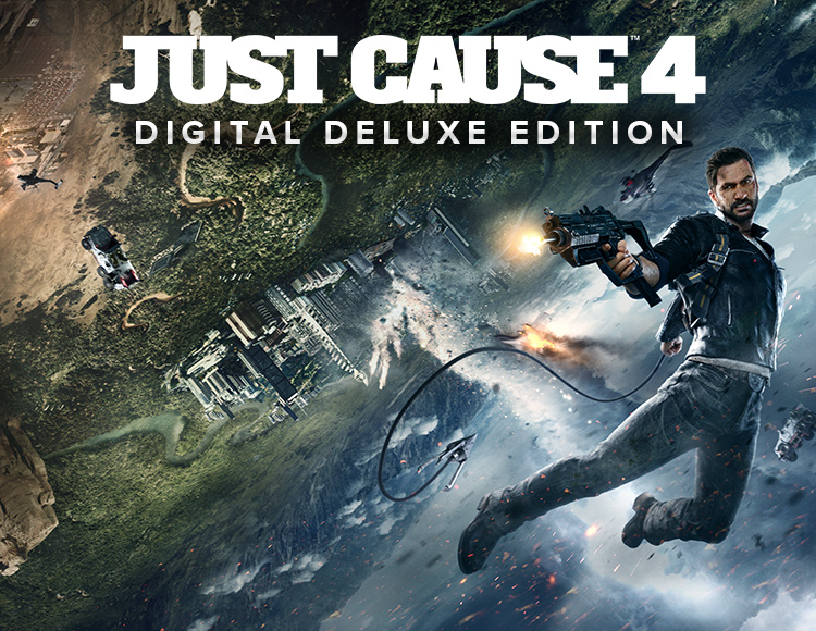 Just Cause 4 Deluxe Edition (PC) фото