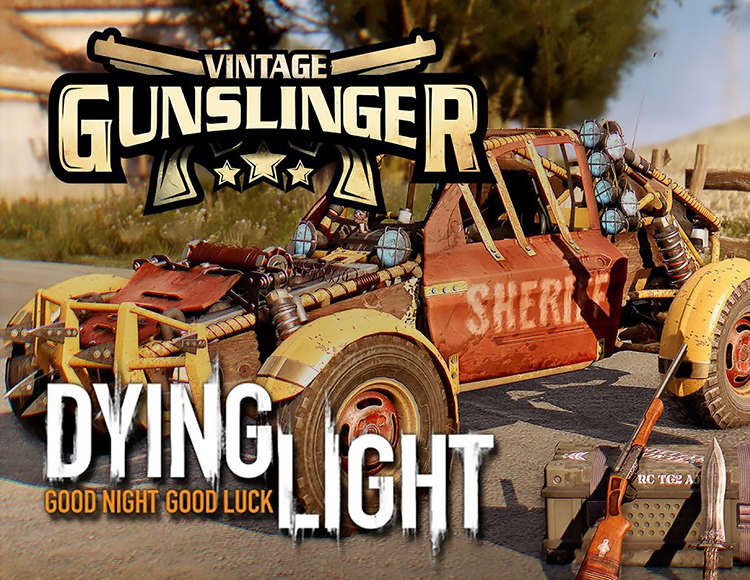 Dying Light - Vintage Gunslinger (PC) фото