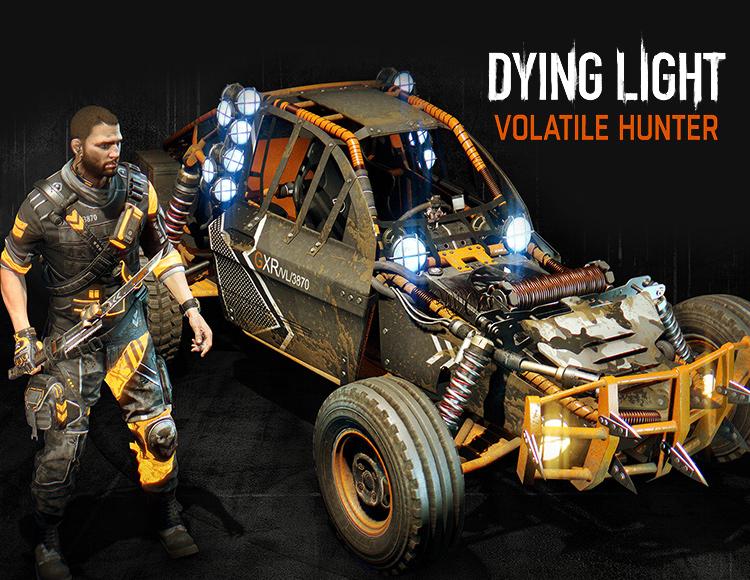 Dying Light - Volatile Hunter Bundle (PC) фото