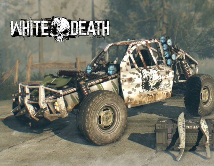 Dying Light - White Death (PC) фото