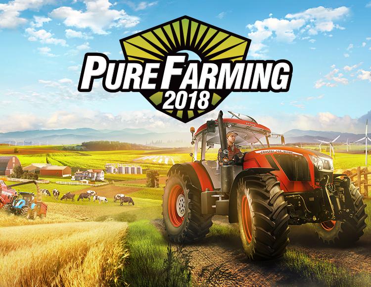Pure Farming 2018 (PC) фото