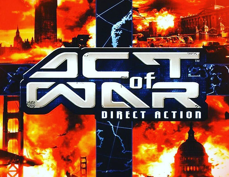 Act of War: Direct Action (PC) фото