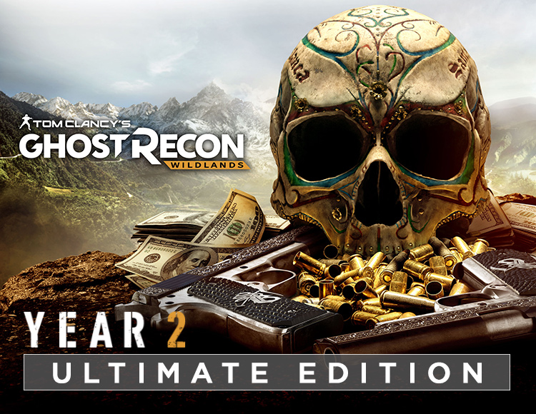 Tom Clancy's Ghost Recon® Wildlands Year 2 Ultimate Edition (PC) фото