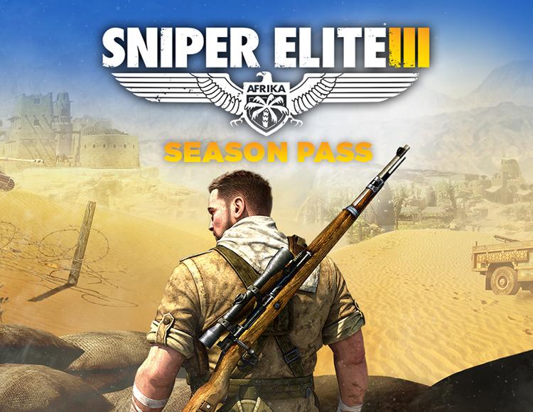 Sniper Elite 3. Season Pass (PC) фото