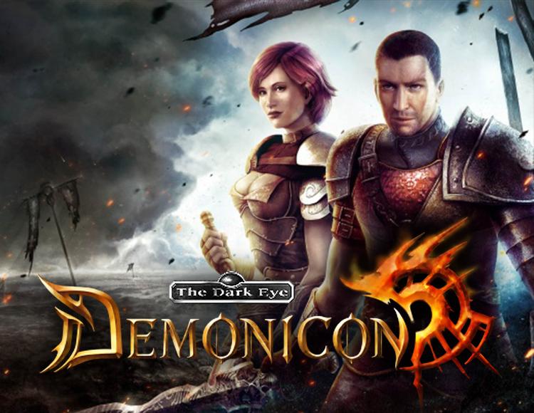 The Dark Eye Demonicon (PC) фото