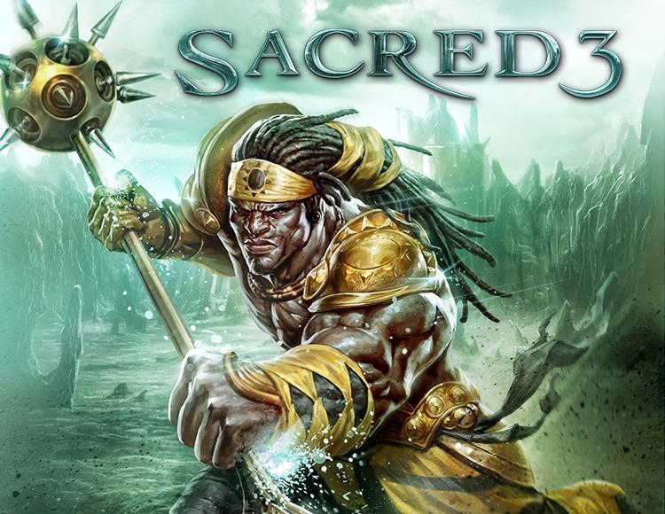 Sacred 3 Стандартное издание (PC) фото