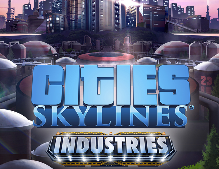 Cities: Skylines - Industries (PC) фото