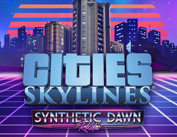 Cities: Skylines - Synthetic Dawn Radio (PC) фото