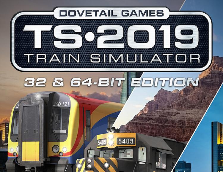 Train Simulator 2019 (PC) фото