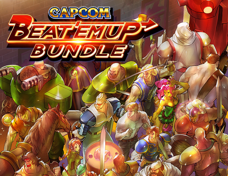 Capcom Beat 'Em Up Bundle (PC) фото