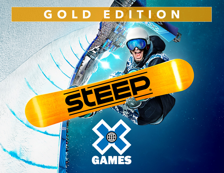 Steep X Games Gold Edition (PC) фото