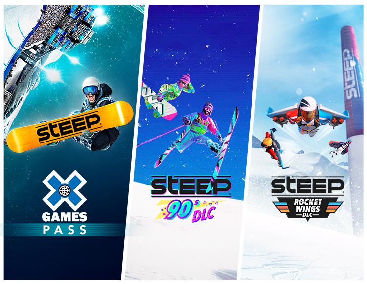 Steep X Games Pass (PC) фото