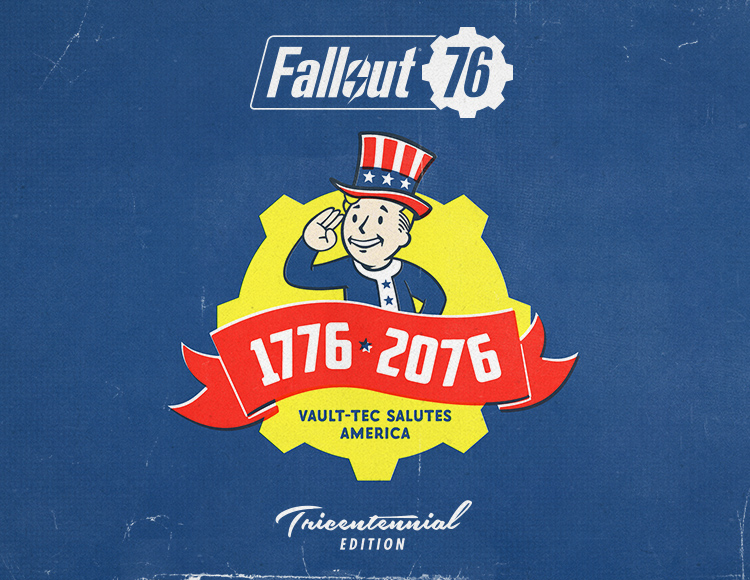 Fallout 76 Tricentennial Edition (Bethesda Launcher) (PC) фото