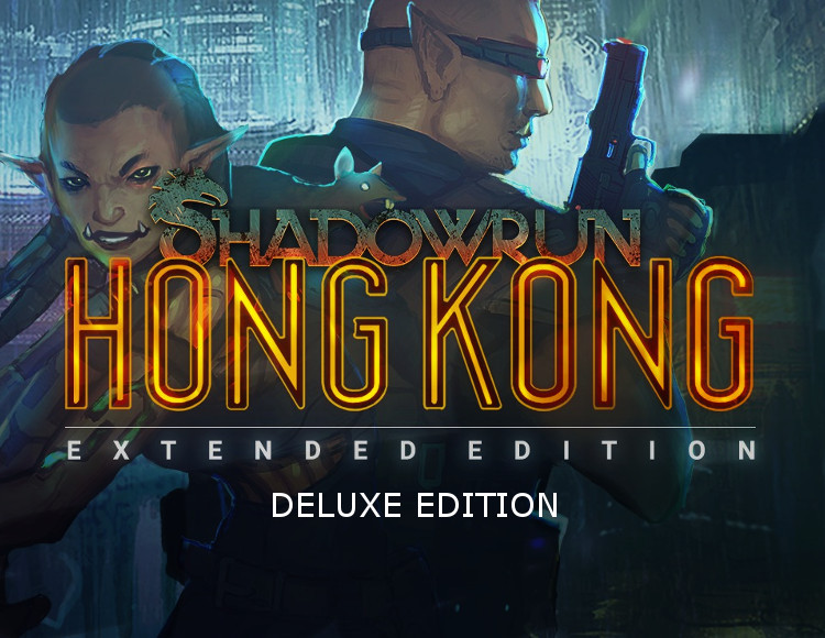 Shadowrun: Hong Kong - Extended Edition Deluxe (PC) фото
