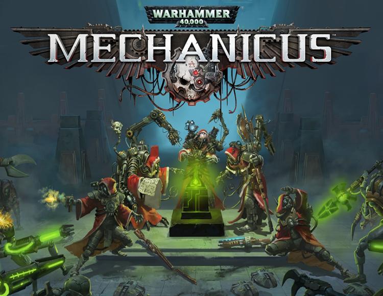 Warhammer 40,000: Mechanicus (PC) фото