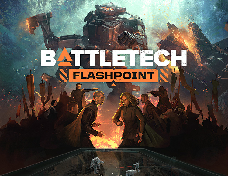 BATTLETECH - Flashpoint (PC) фото