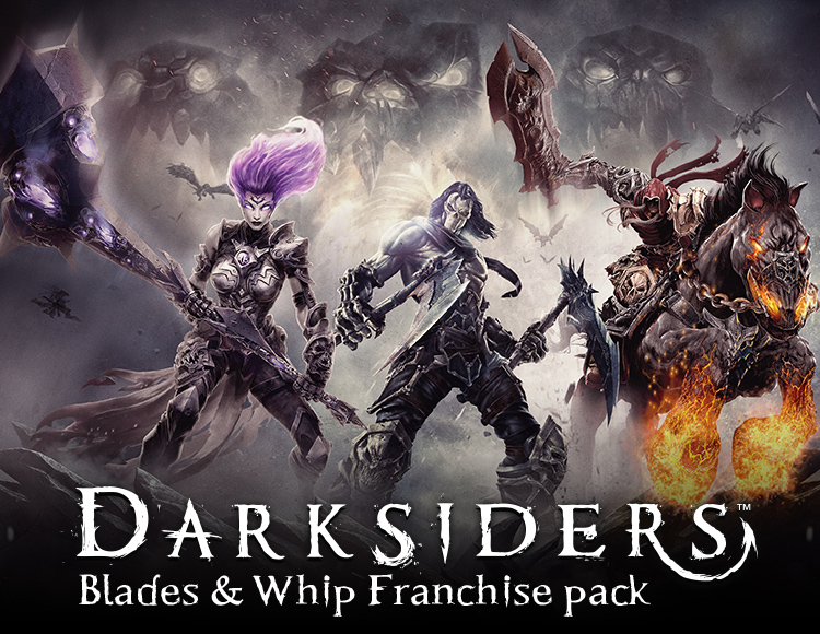 Darksiders Blades & Whip Franchise Pack (PC) фото