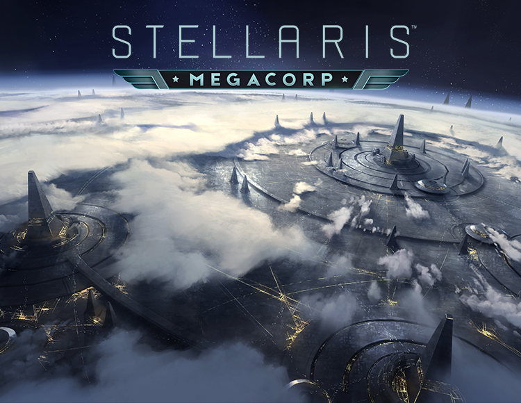 Stellaris - Megacorp (PC) фото