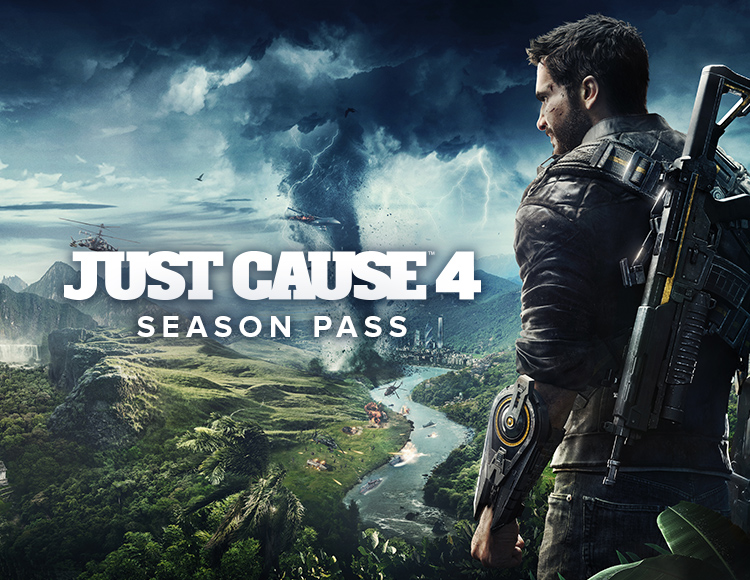 Just Cause 4 Expansion Pass (PC) фото