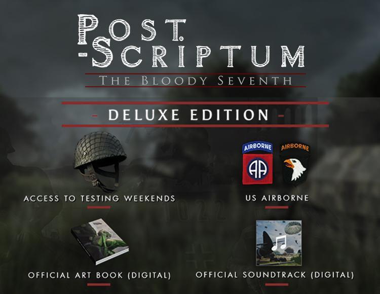 Post Scriptum: Deluxe Edition (PC) фото