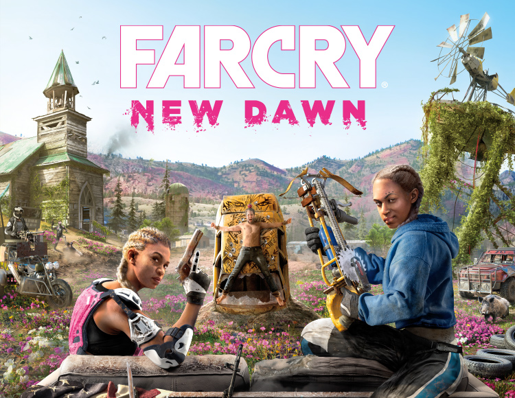 Far Cry New Dawn (PC) фото