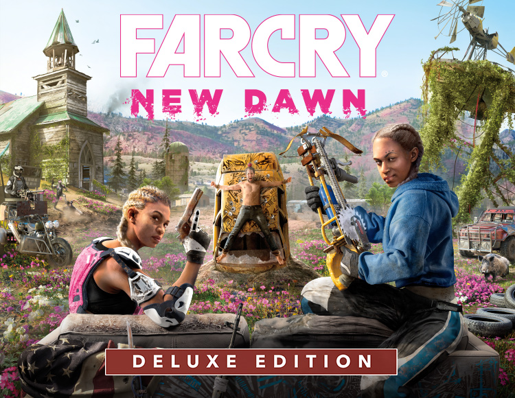 Far Cry New Dawn Deluxe Edition (PC) фото