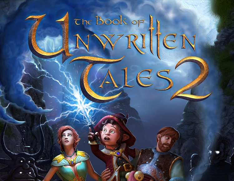 The Book of Unwritten Tale 2 (PC) фото