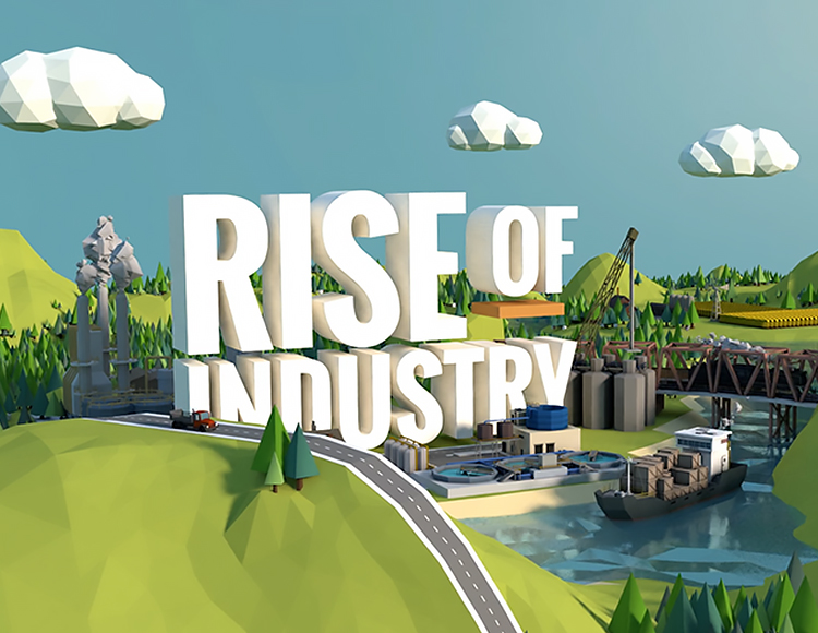 Rise of Industry (PC) фото