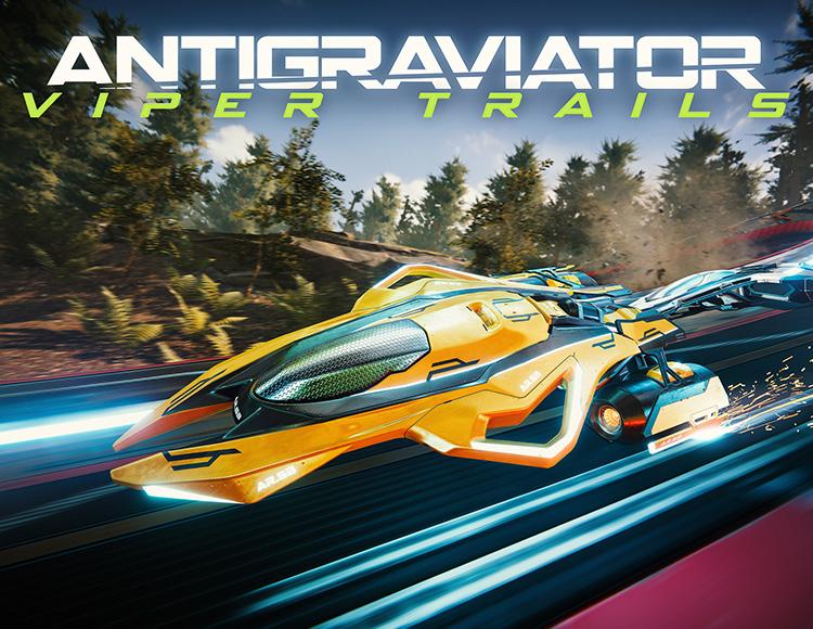 Antigraviator: Viper Trails (PC) фото