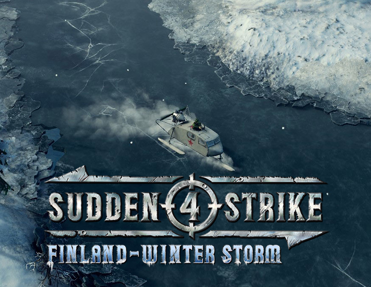 Sudden Strike 4 - Finland: Winter Storm (PC) фото