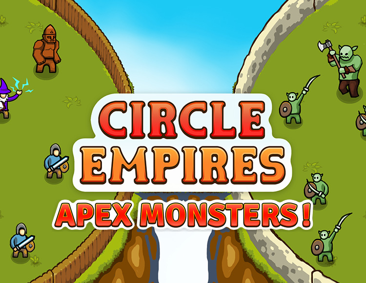 Circle Empires: Apex Monsters! (PC) фото