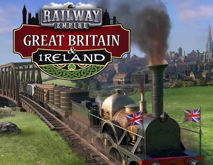 Railway Empire: Great Britain & Ireland (PC) фото