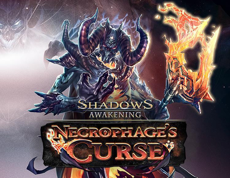 Shadows: Awakening - Necrophage's Curse (PC) фото