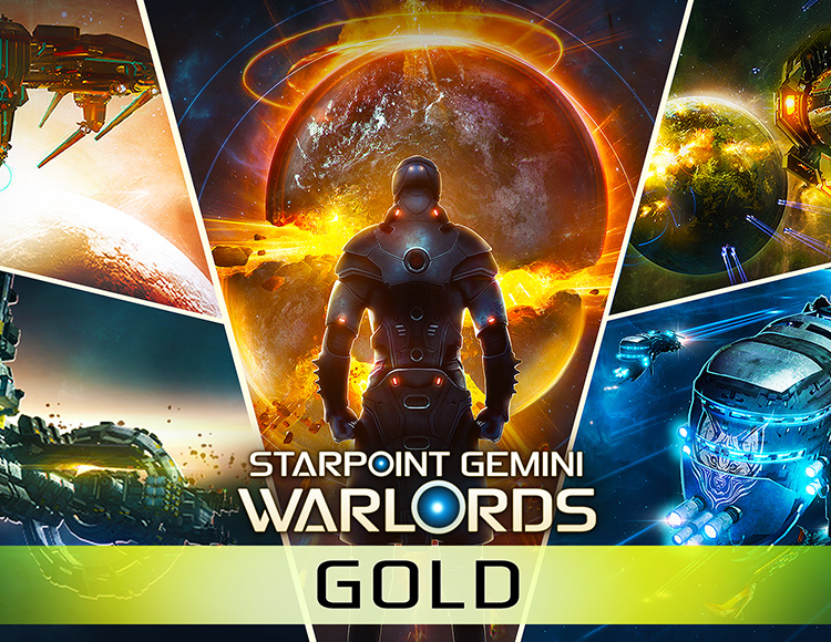 Starpoint Gemini Warlords Gold Pack (PC) фото
