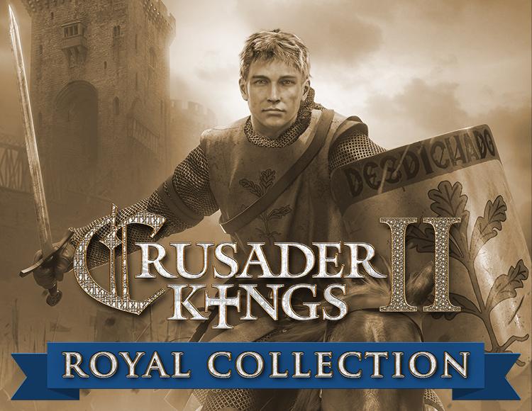 Crusader Kings II: Royal Collection (PC) фото