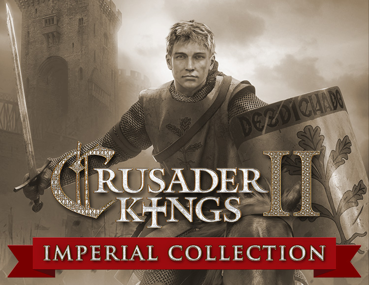 Crusader Kings II: Imperial Collection (PC) фото