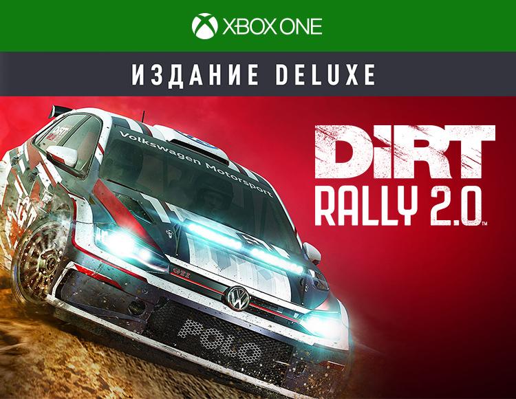 Dirt Rally 2.0 Издание Deluxe (Xbox One) фото