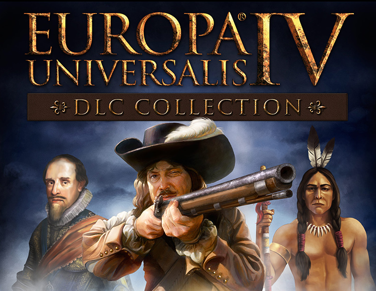 Europa Universalis IV DLC Collection (PC) фото