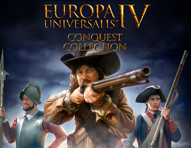 Europa Universalis IV Conquest Collection (PC) фото