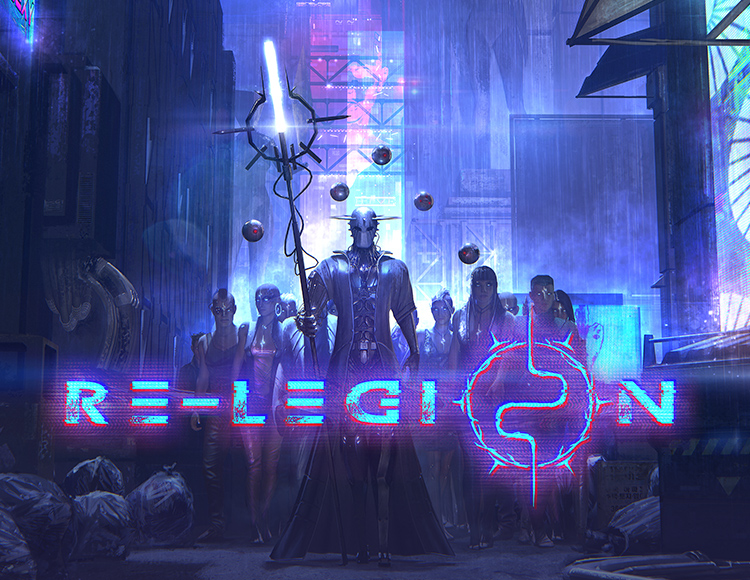 Re-Legion (PC) фото