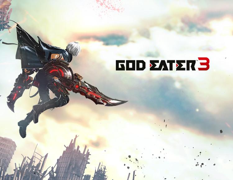 God Eater 3 (PC) фото