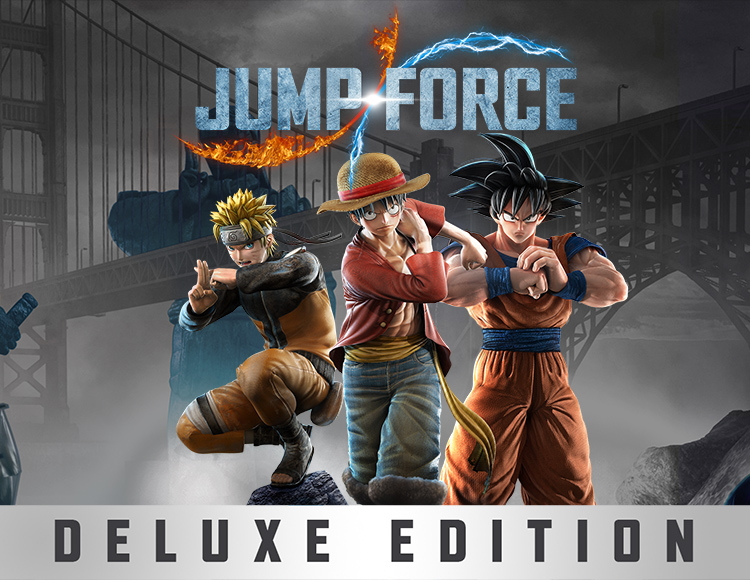 Jump Force Deluxe Edition (PC) фото