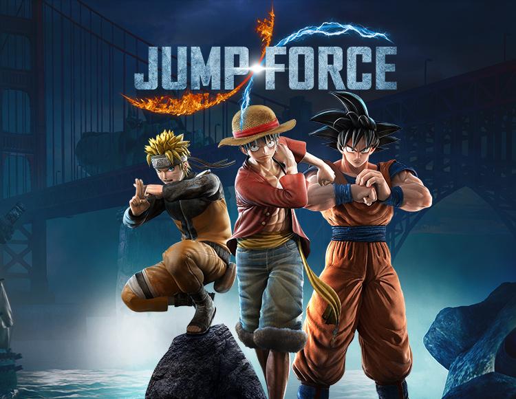 Jump Force (PC) фото