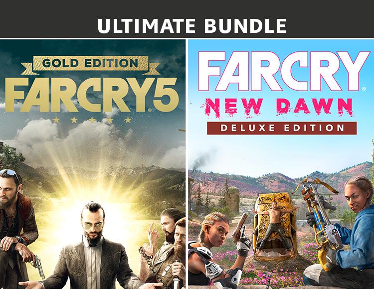 Far Cry New Dawn Ultimate Bunlde (PC) фото