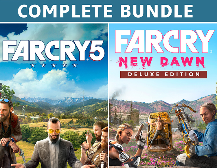 Far Cry New Dawn Complete Bunlde (PC) фото