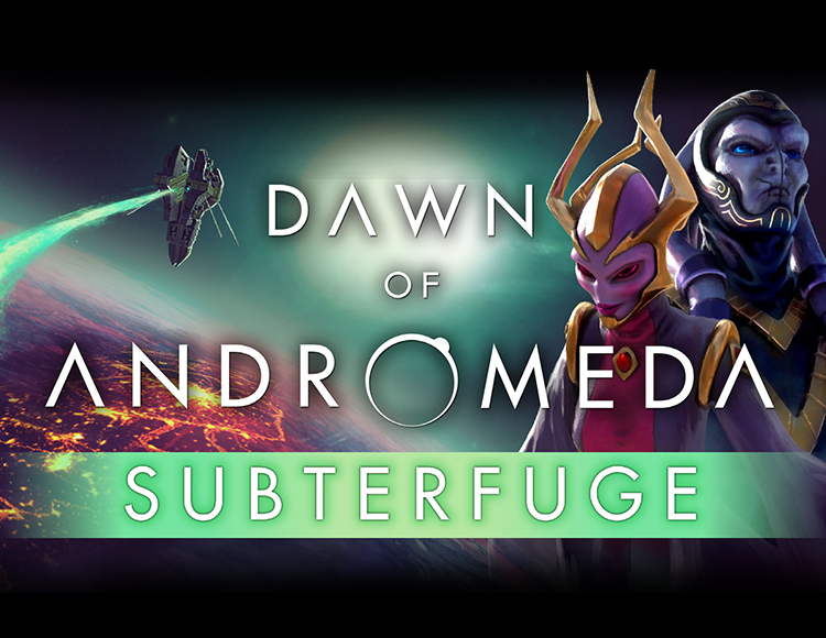 Dawn of Andromeda: Subterfuge (PC) фото