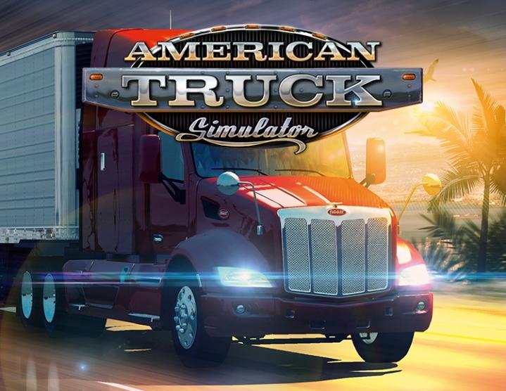 Купить American Truck Simulator (PC)