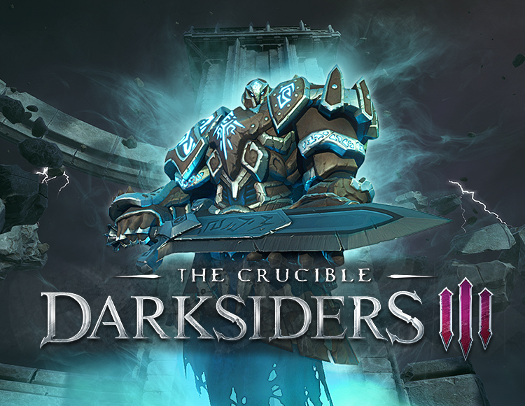 Darksiders III The Crucible (PC) фото