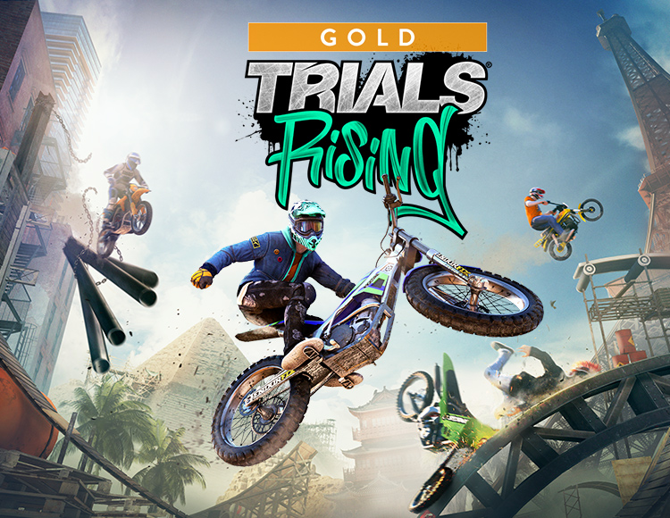 Trials Rising Gold Edition (PC) фото